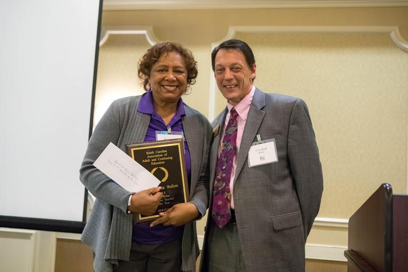 Chesterfield County Adult Education Receives Awards. Featured Photo