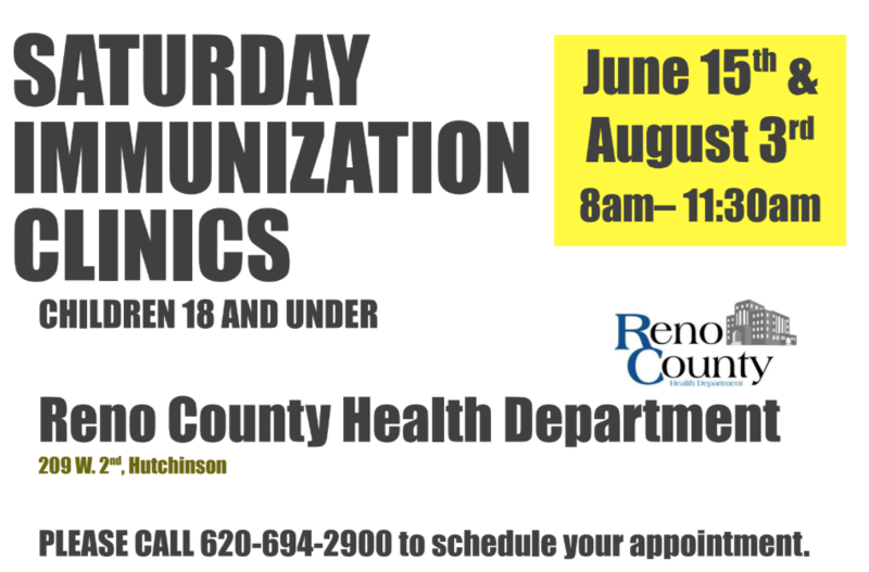 Immunizations for the 2019-2020 School Year Thumbnail Image