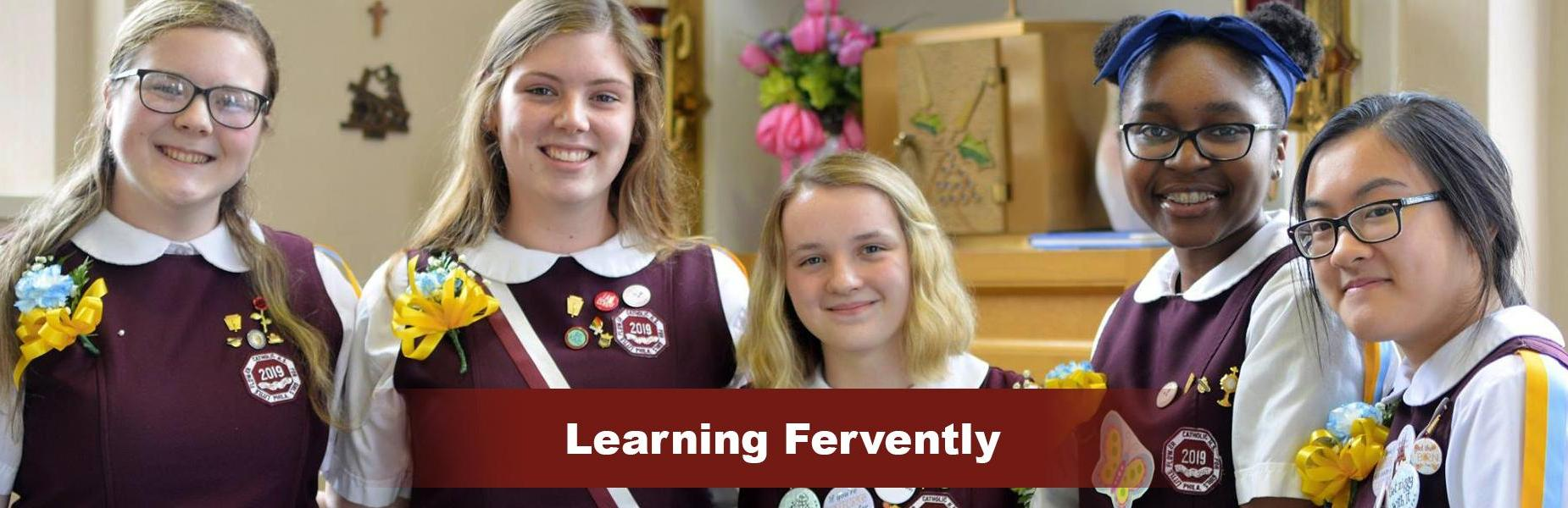 little flower catholic high school for girls empowering young