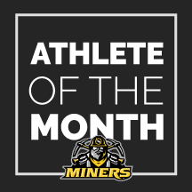 athletes of the month