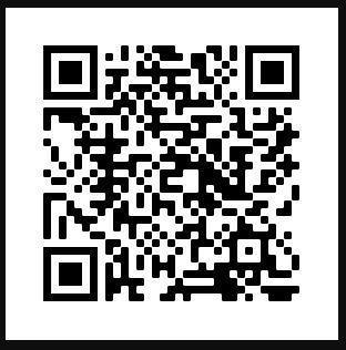 QR code to access survey