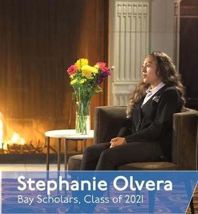 Stephanie Olvera Bay Scholar