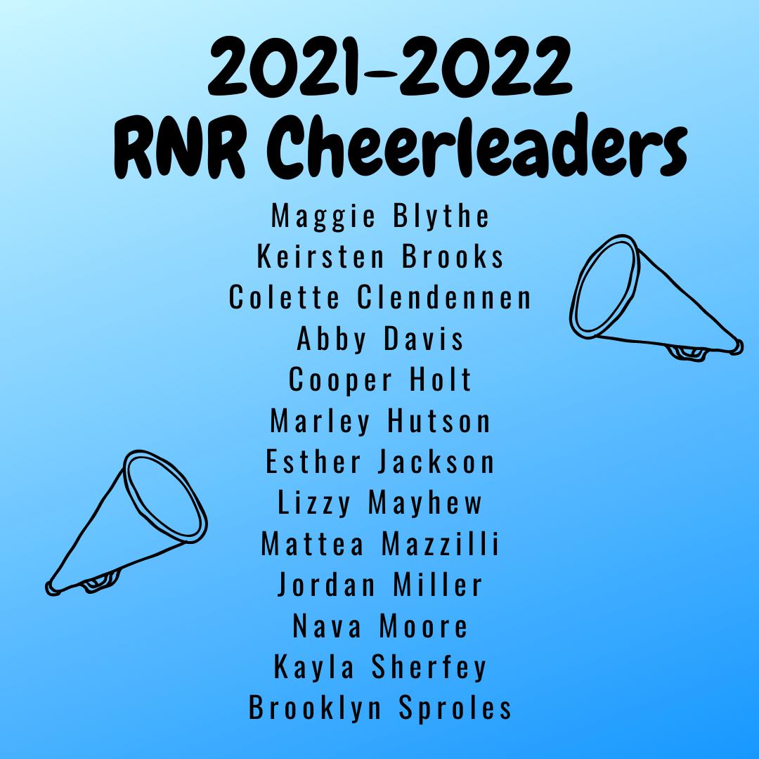 Cheerleader 2021-22