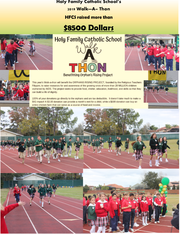Walk-A-Thon Featured Photo