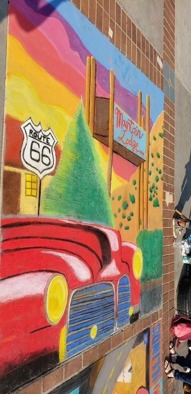 12th Annual Chalk Art Festival Photos