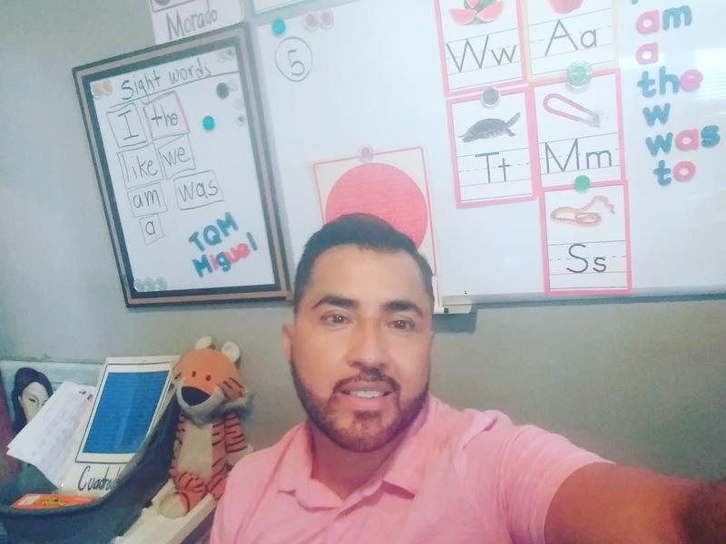 Meet A New Teacher: Miguel Calderon TK/Kindergarten, Ivy Academia Featured Photo