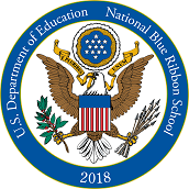 2018 National Blue Ribbon Schools Award