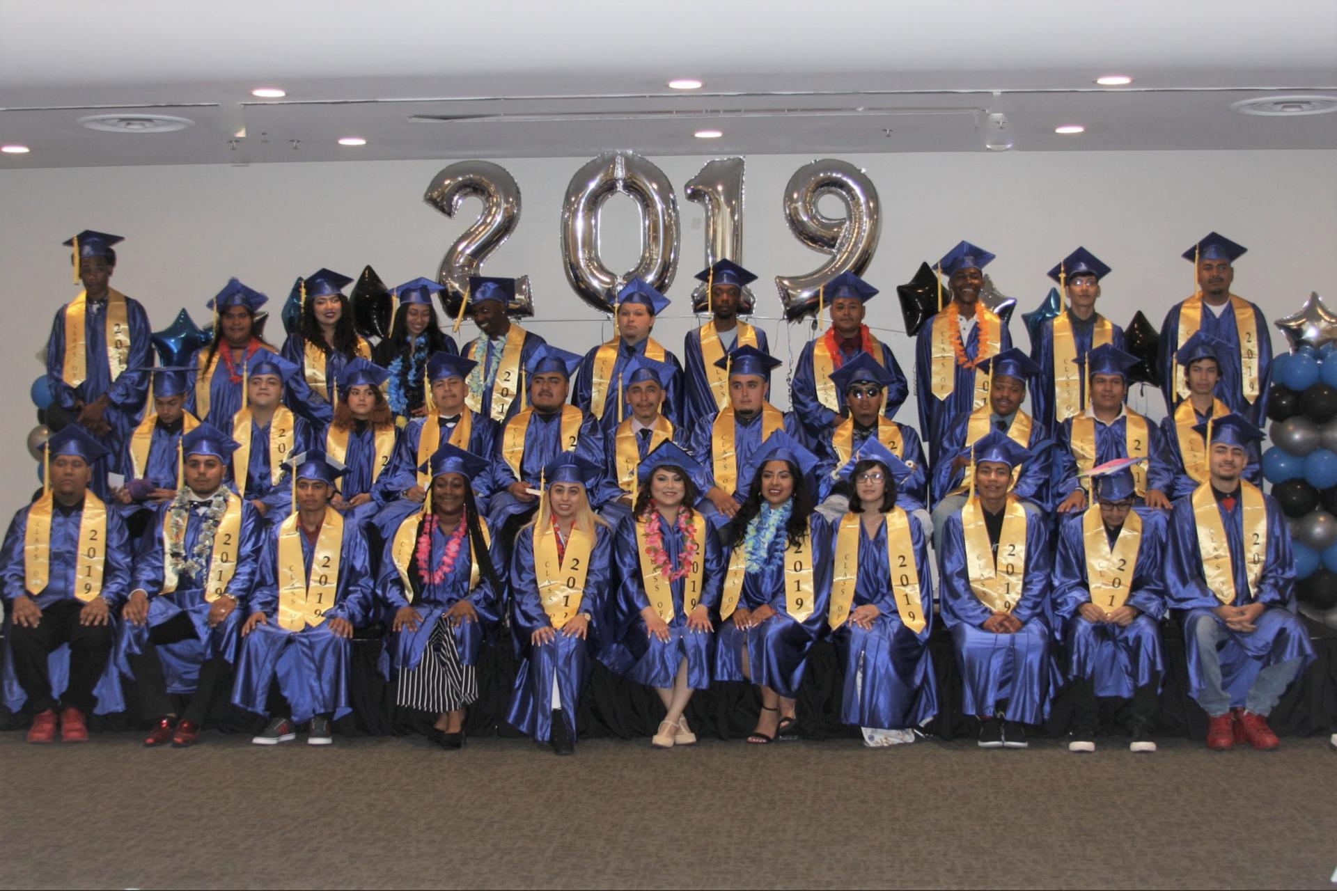 South LA Class of 2019