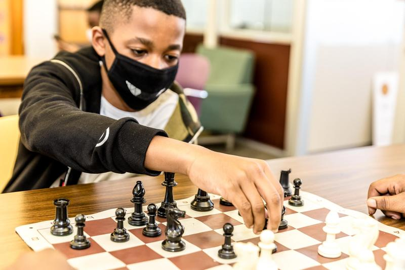 The St. Augustine High School Academy for Gifted Boys hosts Chess Camp Featured Photo