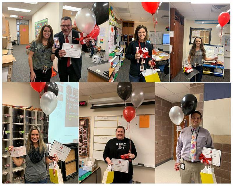 Message from Mike: November Heart of a Teacher Awards Featured Photo