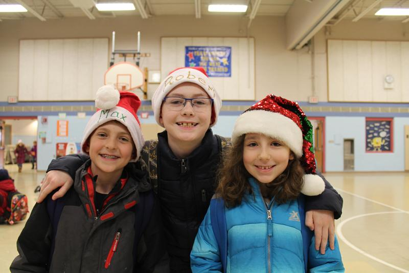 Friday Dec. 20 , Spirit Day , Santa Hat Day Featured Photo