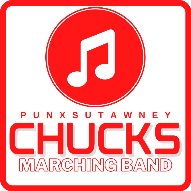 Chucks Marching Band Logo