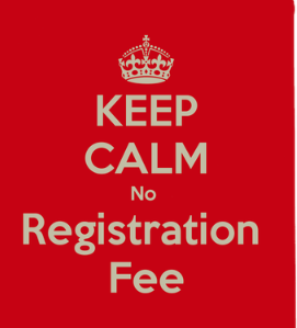 Free Registration Fee