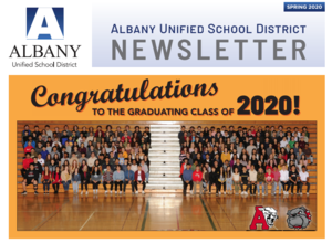 congrats newsletter