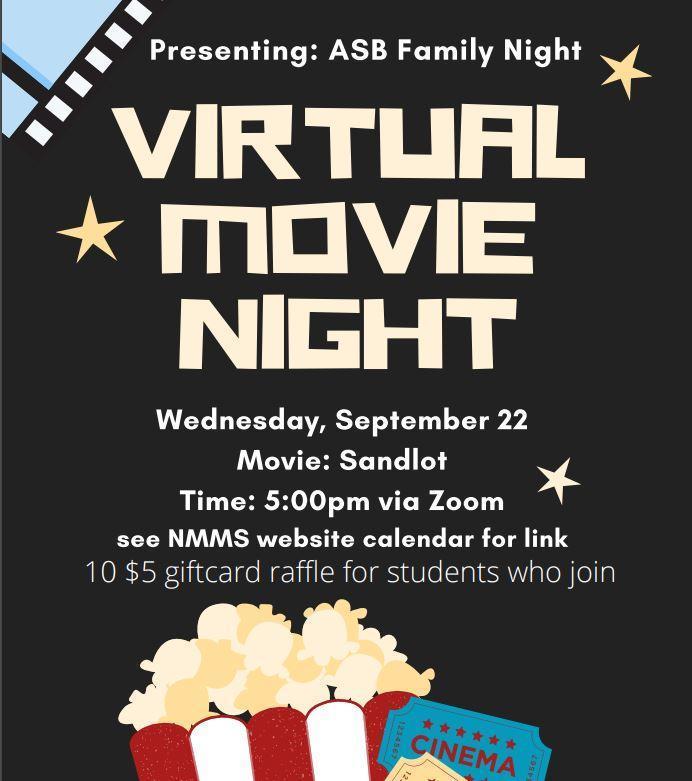 Virtual Movie Night!