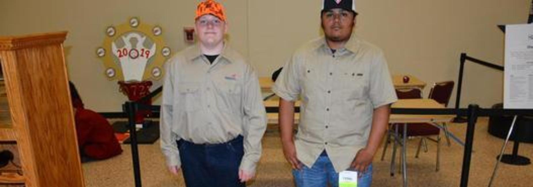 Skills USA goes to State!
