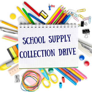 School Supply Collection Drive