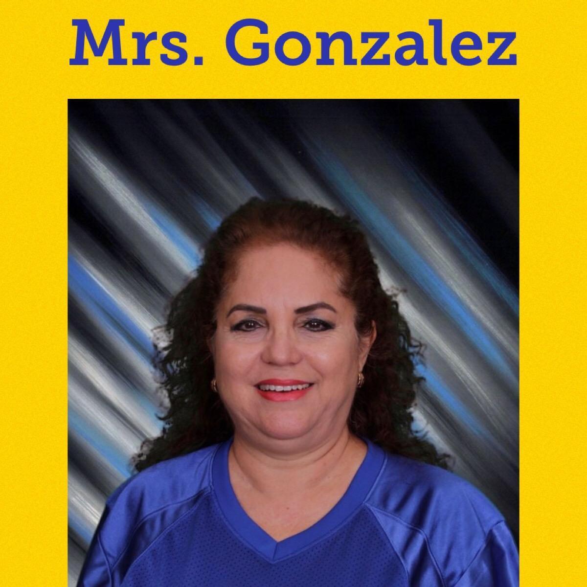 Edna Gonzalez's Profile Photo