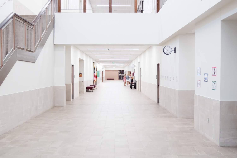 University Park entryway