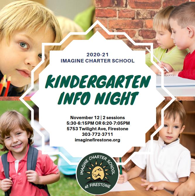 2020-21 Kindergarten Information Night - November 12th Featured Photo