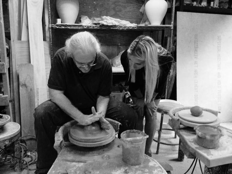 Lifelong learning at the Potter's wheel Featured Photo