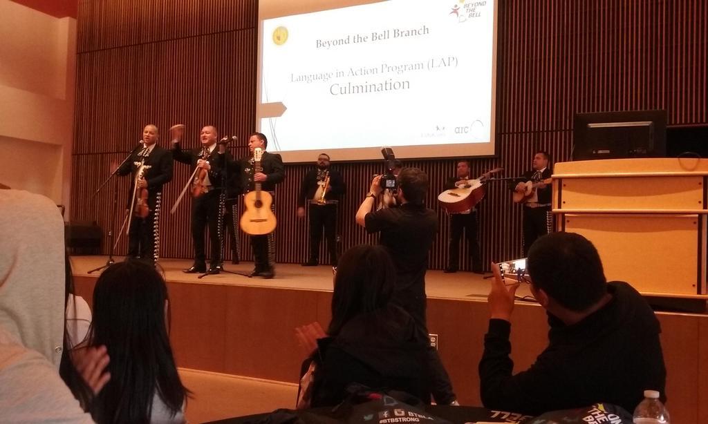 Mariachi Music at LAP Culmination May 18 2019