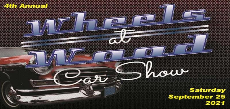 4th Annual Wheels at Wood Car Show Featured Photo