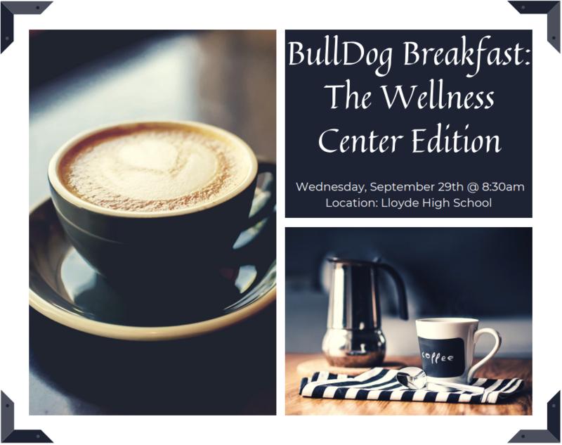 Bulldog Breakfast: September 29th @ 8:30AM