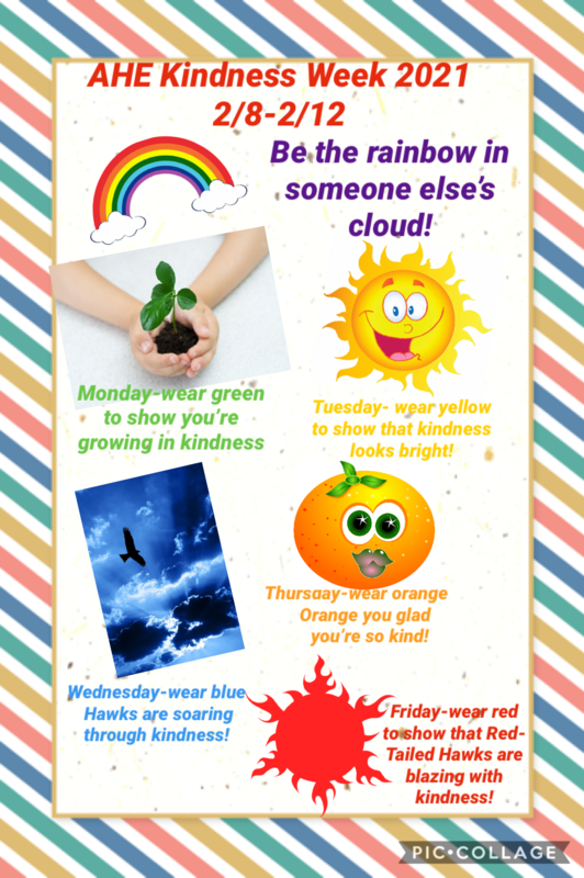 Kindness Week poster