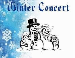 Winter Holiday Concert will be Thursday, December 19, 2019! Thumbnail Image