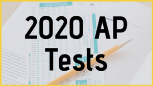 2020 AP Tests