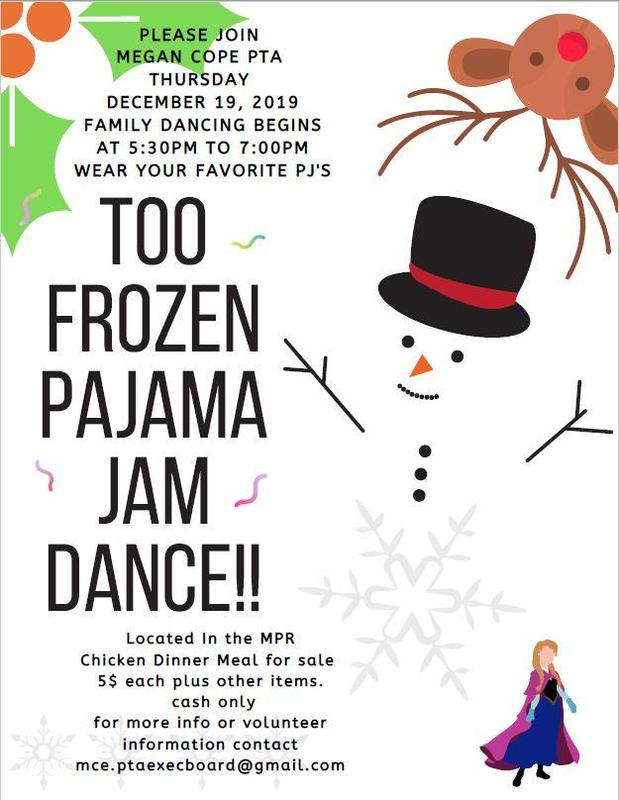 Frozen School Dance