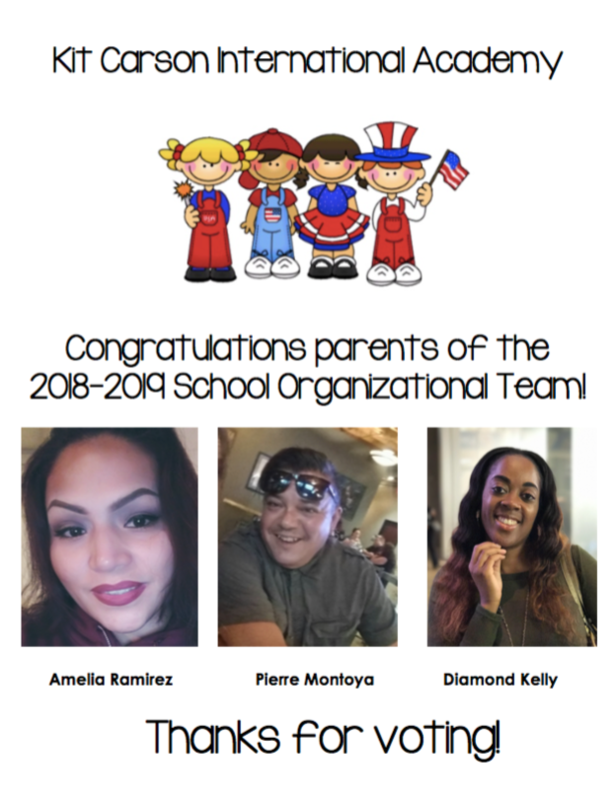 School Organizational Team Parent Winners Thumbnail Image