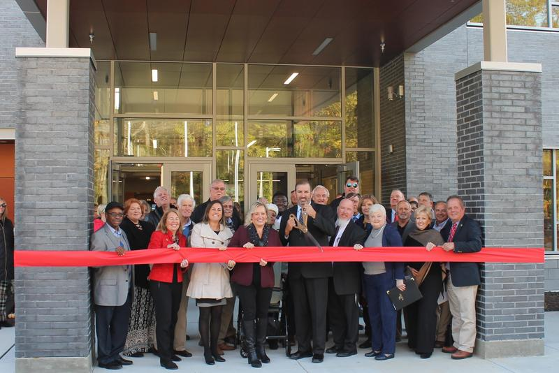 Somerset County Technical High School Celebrated at Ribbon Cutting Ceremony Featured Photo