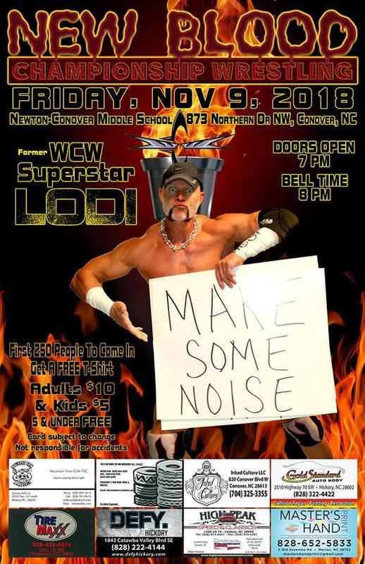 Novermber 9 Championship Wrestling