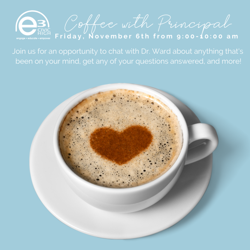 Coffee with Principal Featured Photo