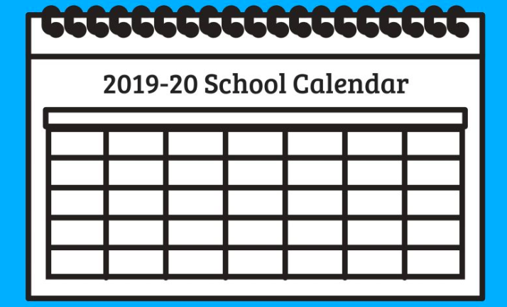 UNION SCHOOL DISTRICT 2019-20 CALENDAR Featured Photo