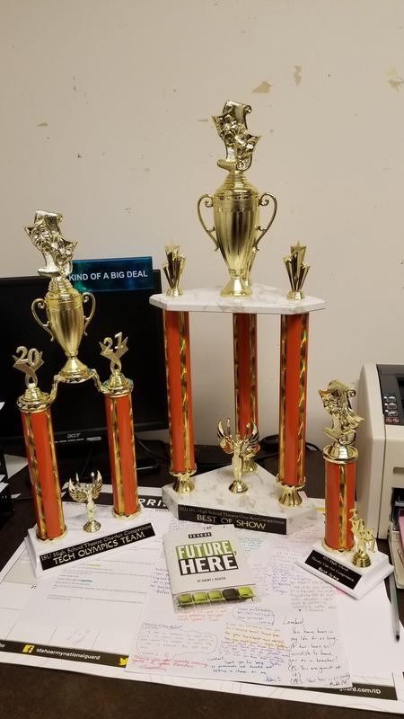 Best of Show trophy