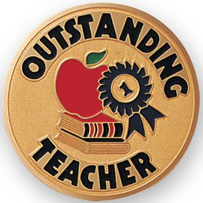 outstanding educator award