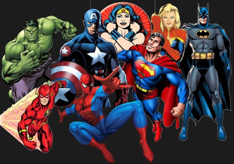 2nd Grade Super Heroes EPIC OPEN HOUSE March 28 @ 8:30 am Thumbnail Image