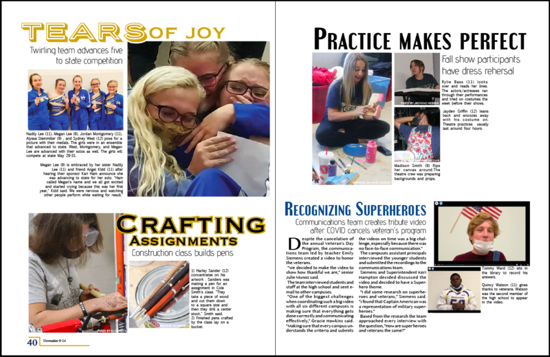 Yearbook order deadline April 11 Featured Photo