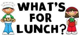 What's for lunch link