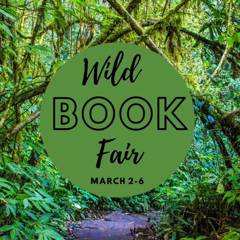 Wild Book Fair
