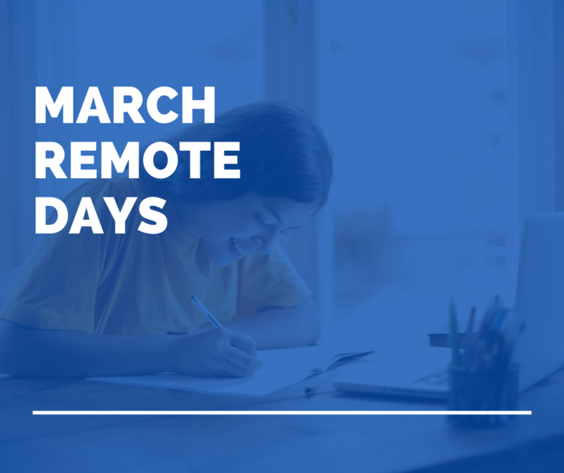 March Remote Days Featured Photo