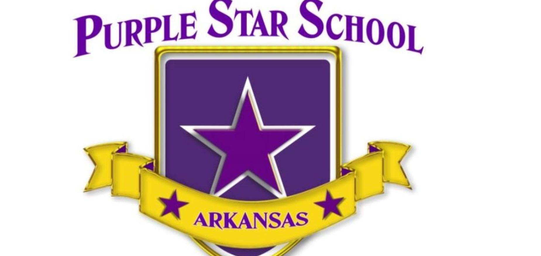 Purple Star School Logo