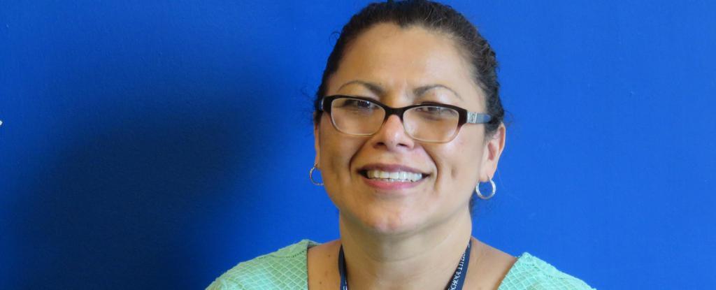 Lorena Andrade - ECC Paraprofessional of the Year