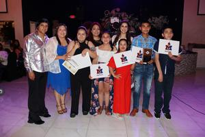 MCISD student athletes were recognized at the Special Olympics Banquet.