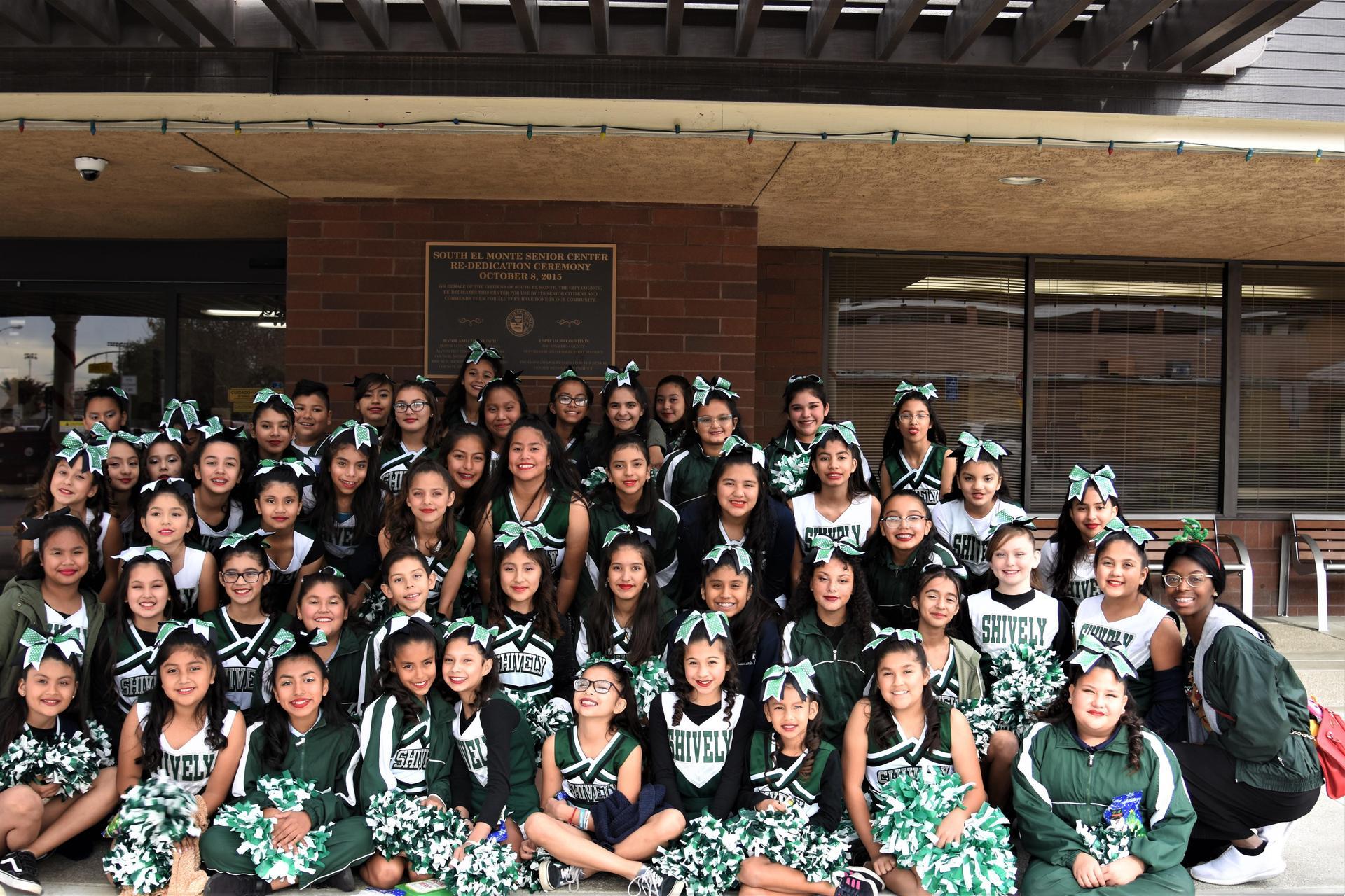 Dance Team 19