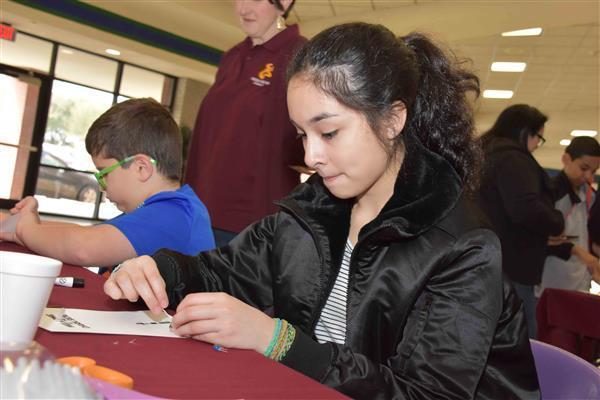 Students show off STEM skills at showcase