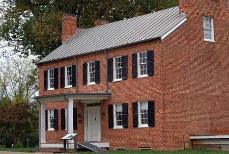 photo of blenheim house